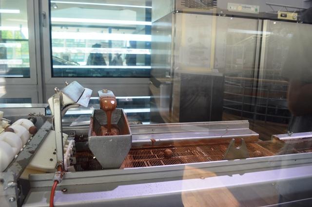 Fabrica de chocolate da Lindt
