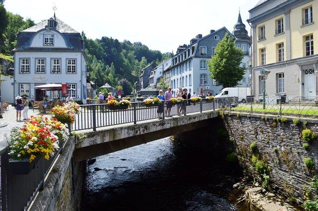 bate e volta de Colônia-Monschau
