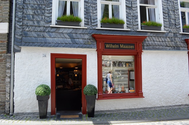 Cafeteria Wilhelm Maassen