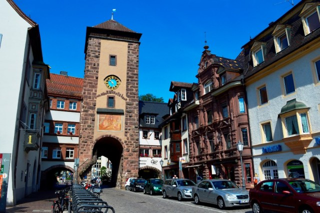 Villingen-centro histórico