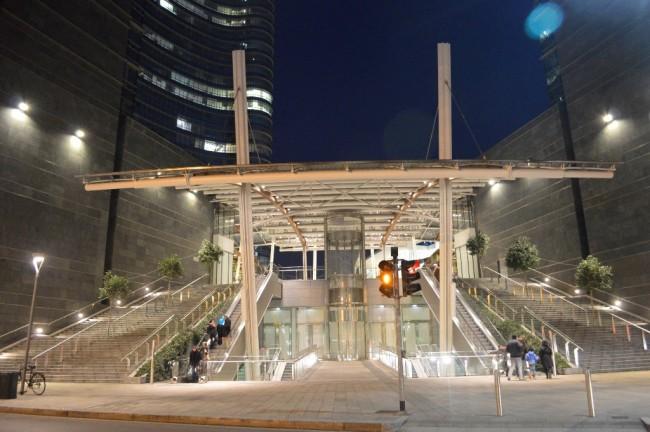 A nova Milão futurista