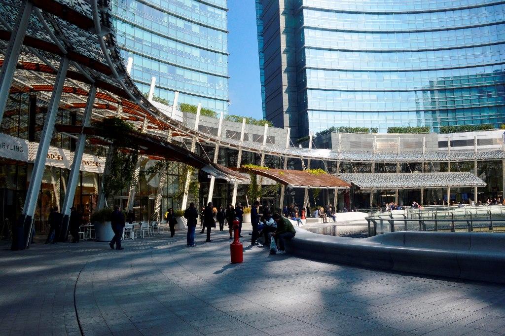 Milão moderna