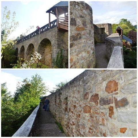 Antigas muralhas
