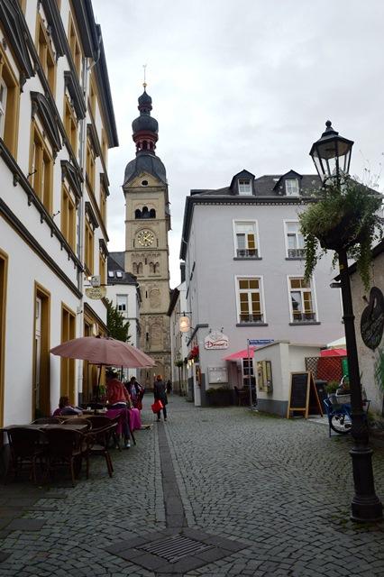 centro de Koblenz