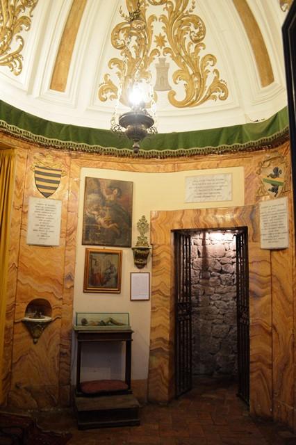 Santuário do castelo
