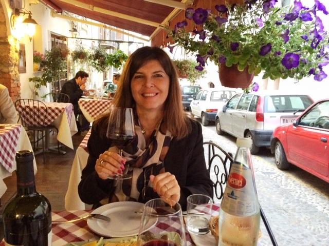 Restaurantes na Sicilia