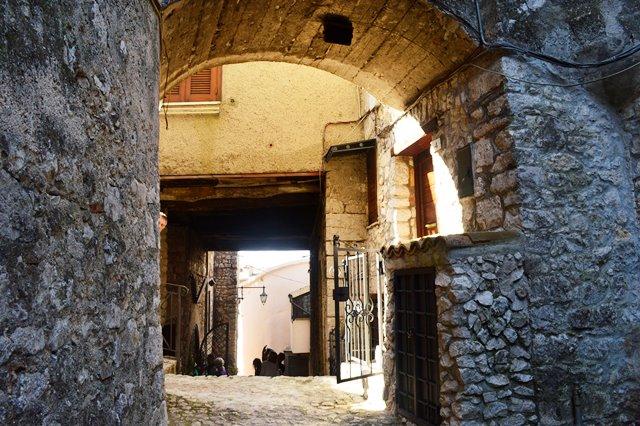 Lugares deslumbrantes na Itália