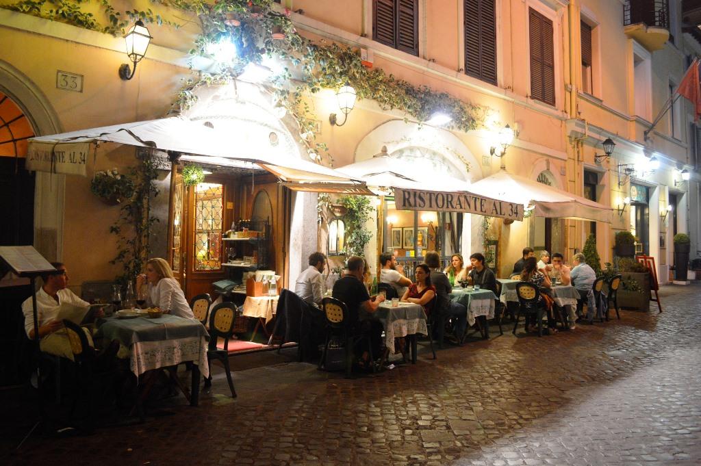 Deica de onde comer bem em Roma