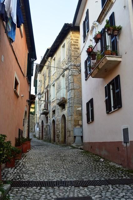 Arpino - cidade medieval