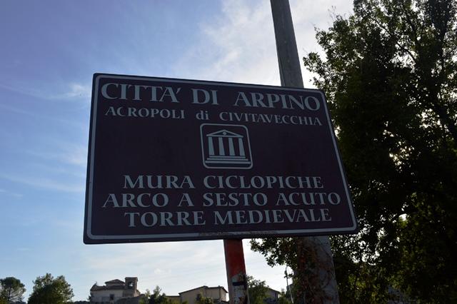 cidade perto de Roma