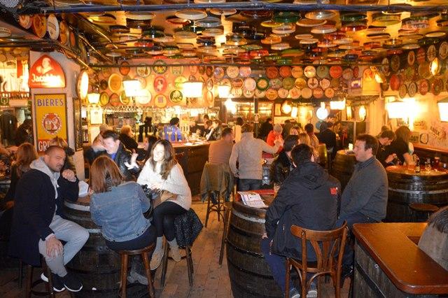 Delirium Café - Dicas de Bruxelas