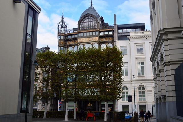 Old England-dicas de Bruxelas
