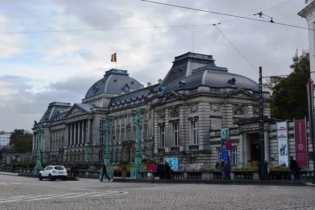 Palais Royal-dicas de Bruxelas