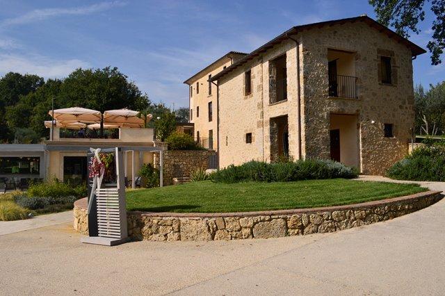 Hotel fazenda na Itália