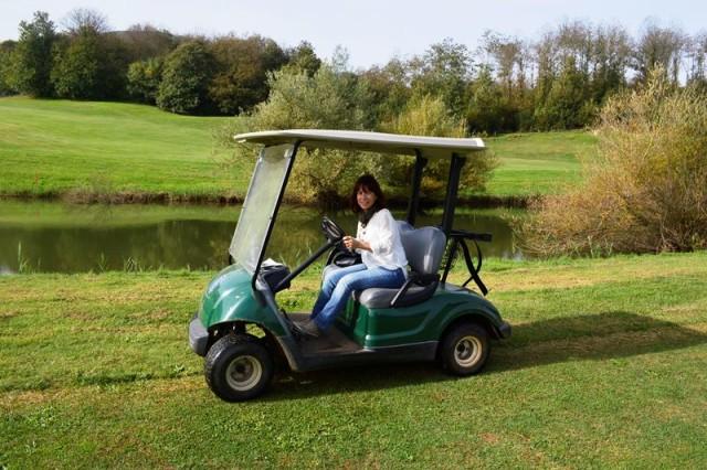 Campo de Golf no Lazio