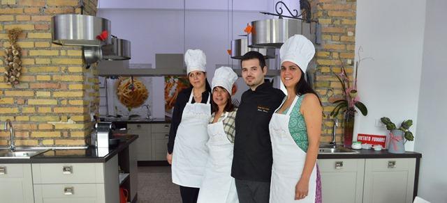 Curso de gastronomia em Roma
