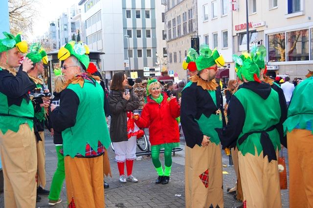 Carnaval na Alemanha