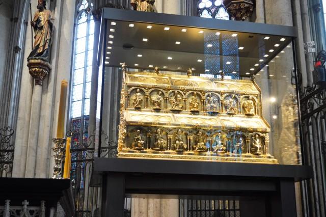 Relíquias dos Três Reis Magos