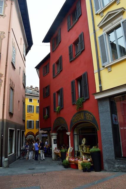 lojas em Lugano na Suiça
