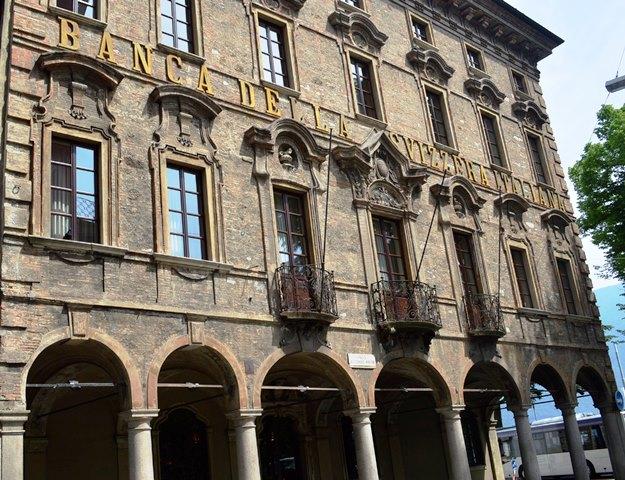 Banco da Suiça em Lugano