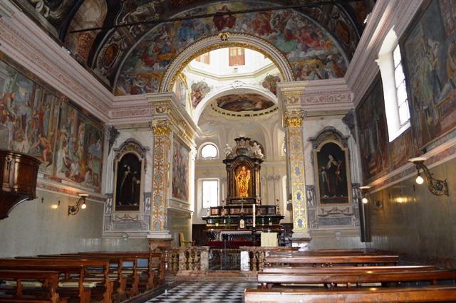 Igreja San Rocco Lugano