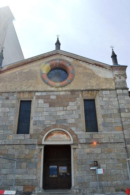 Igreja Santa Maria Angioli Lugano