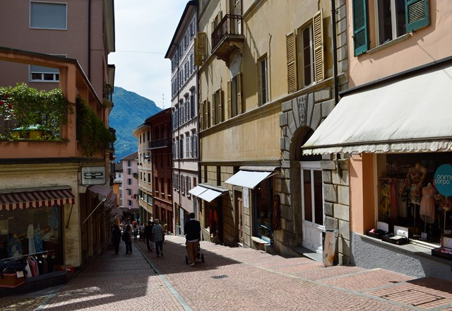 Centro de Lugano