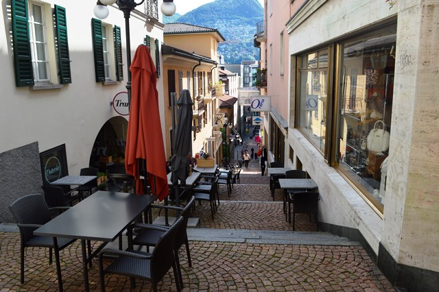 Ruas de Lugano