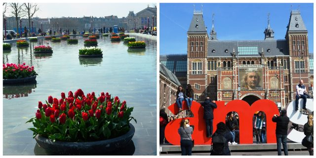 Museumplein-Amsterdam