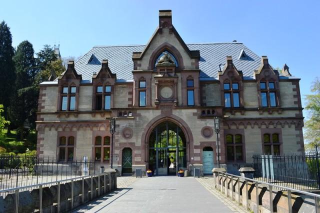castelo perto de Colônia