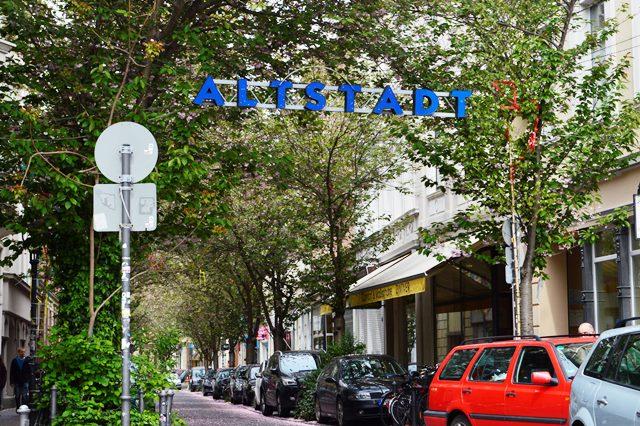 Cidade de Bonn - Altstadt