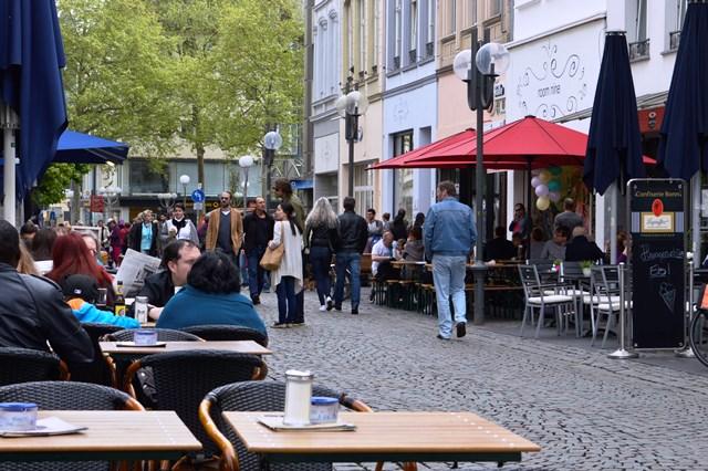 cidade mdieval na Alemanha