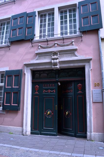 Casa de Beethoven em Bonn