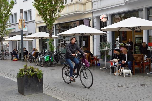 Friedrichstrasse-centro de Bonn