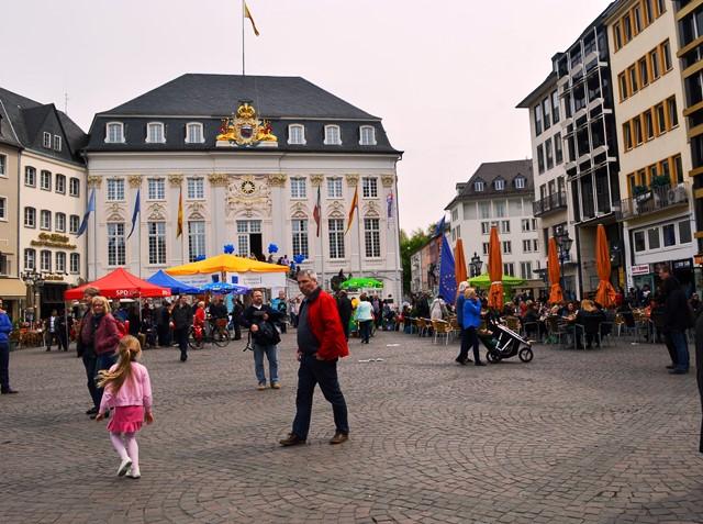 o que fazer em Bonn