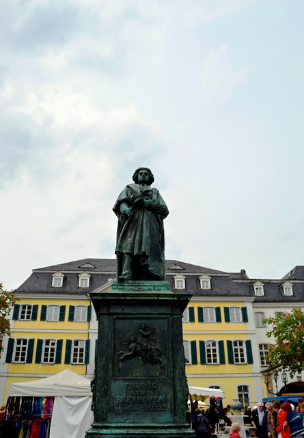 Estátua de Beethoven