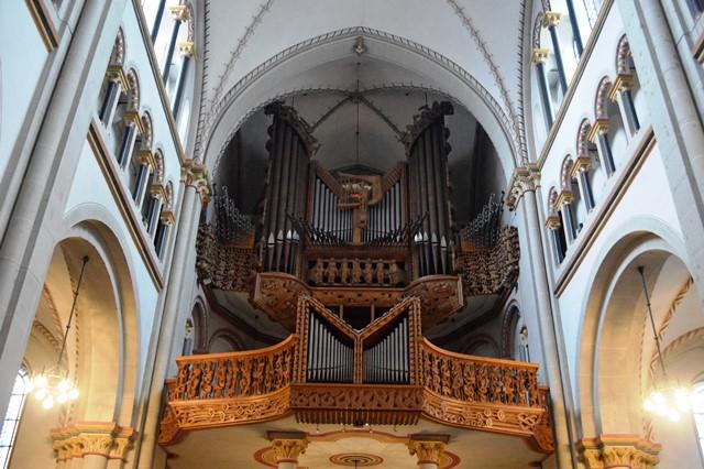 Orgão da Catedral de Bonn
