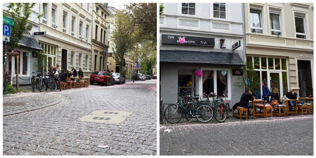 Cidade de Bonn - Heerstrasse