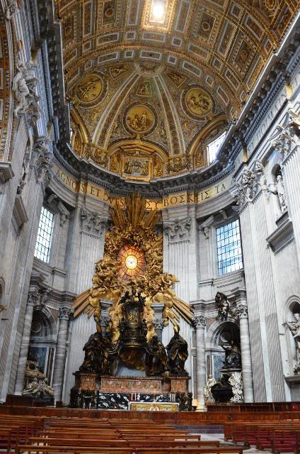 Basilíca de São Pedro em Roma