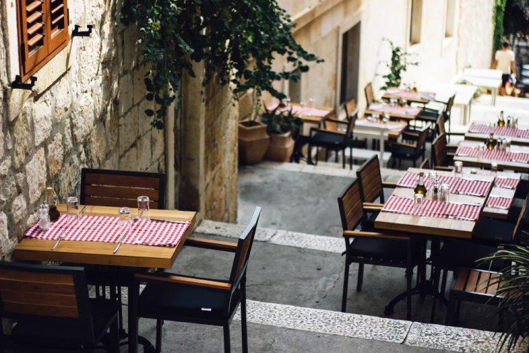 restaurantes na italia