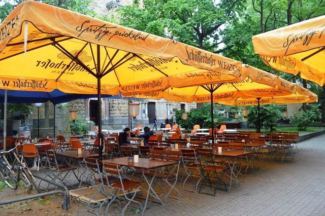 bares em Colônia