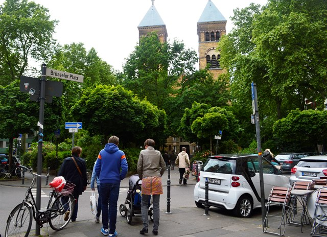 cidade de Colônia