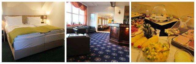 Hotel Allegro- Hotéis em Colonia