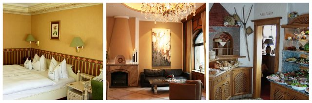 Hotel Collner Hof Colonia
