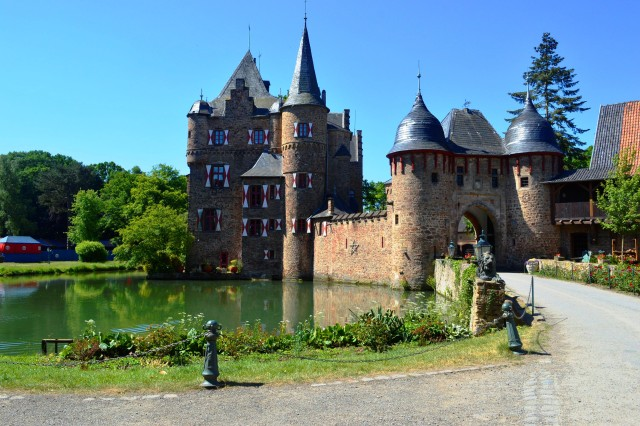 castelo Burg Satzvey