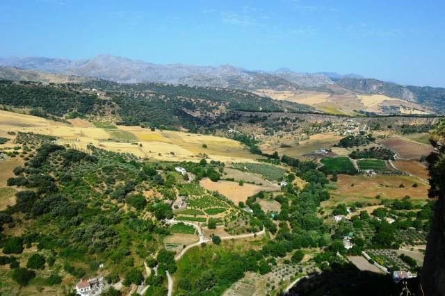 Pueblos Blancos-Espanha