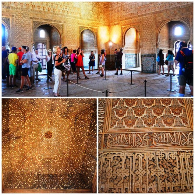 Salon del Trono em Alhambra