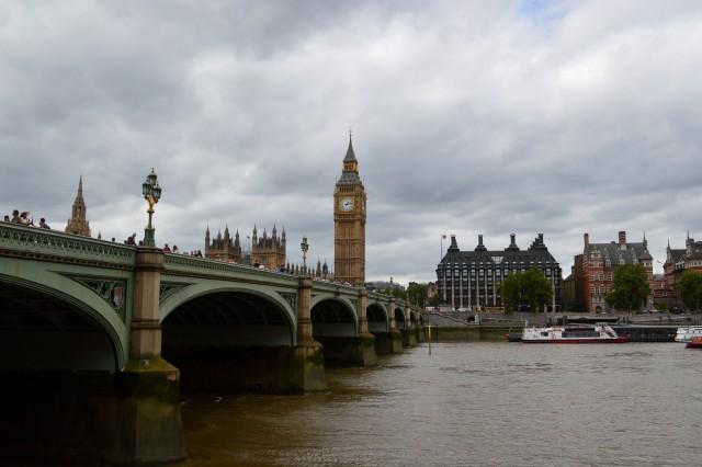 Roteiro em Londres-Big Ben