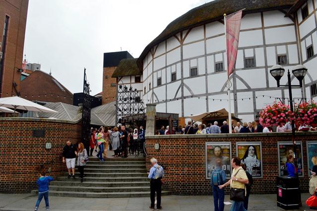 Globe Theatre em Londres