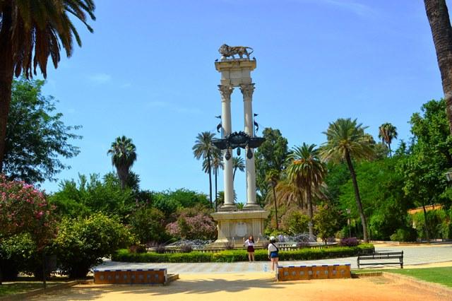 1 dia em Sevilha